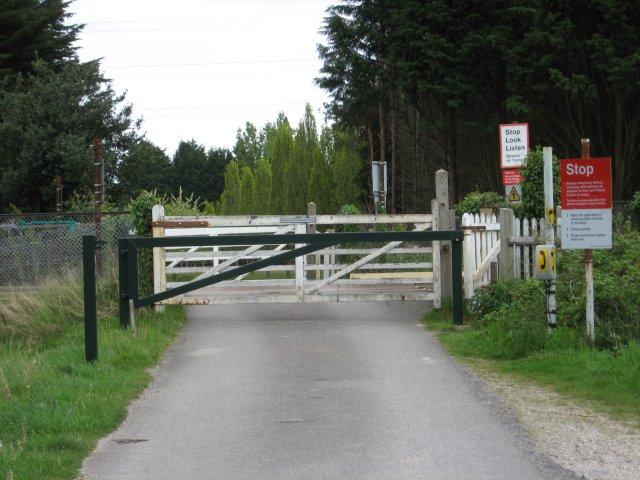 Keysworth Crossing
