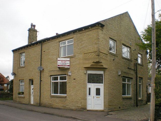 Former Brighouse District Industrial Society Limited Branch No14