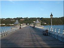 SH5873 : Bangor Pier by JThomas