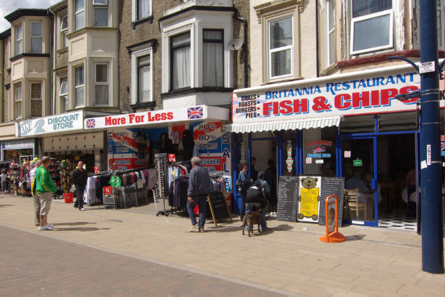 Regent Road, Great Yarmouth