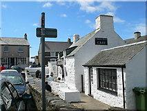 SH1726 : Y Gegin Fawr, Aberdaron by Eirian Evans
