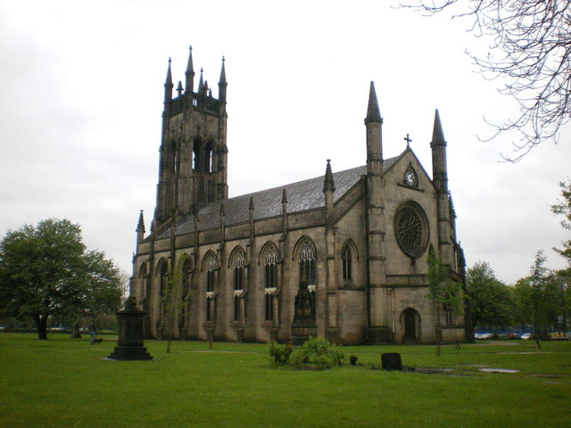 St Peter's Church, Ashton-Under-Lyne