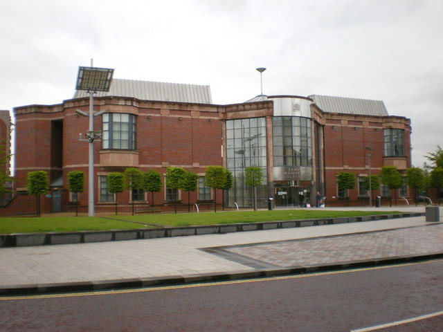 Tameside Magistrates and County Courts