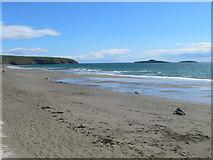 SH1726 : Aberdaron beach by Eirian Evans