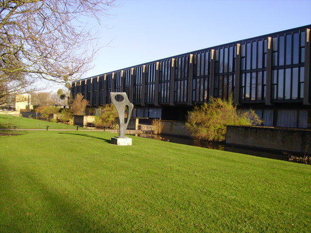St Catherine's College, Oxford