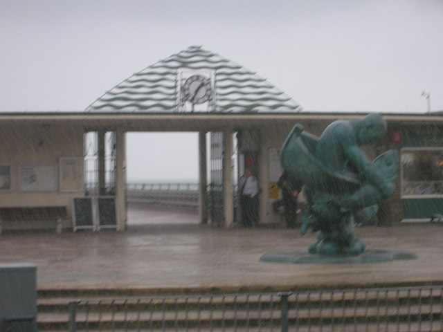 Entrance to the Pier, Deal
