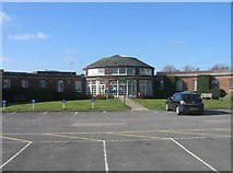 TL4259 : The Queen's Veterinary School Hospital by Sandy B
