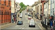 J4844 : Irish Street, Downpatrick by Albert Bridge