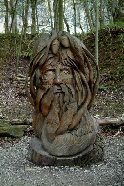 The Green Man at Crich Tramway Village