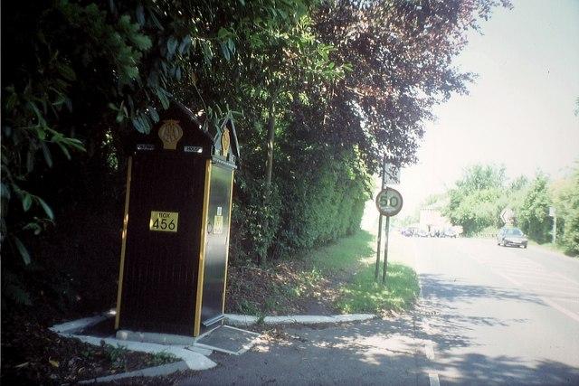 AA Box 456 (Halfway House)