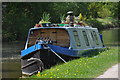 SK2404 : Canal Craft by John Carver