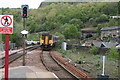 SE0924 : Approaching Halifax station by Dr Neil Clifton