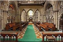 TQ2479 : St John the Baptist Church, Holland Road, London W14 - West end by John Salmon