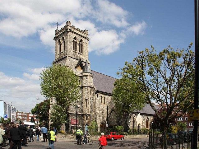 Holy Trinity Church, Hartland Road, London NW1
