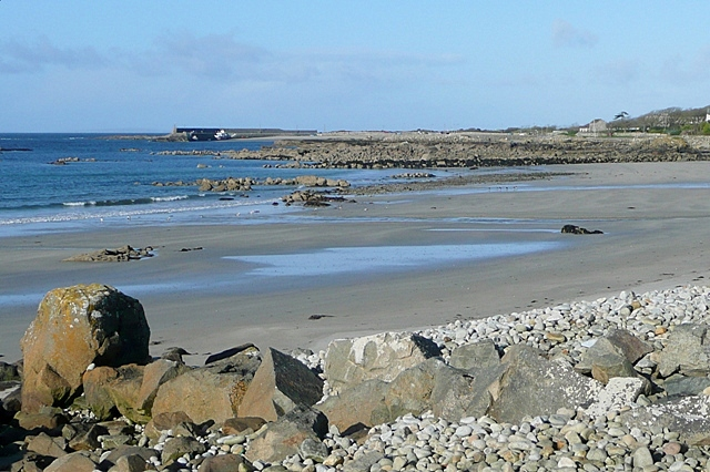An Trá Mhór, An Spidéal (Spiddle beach)