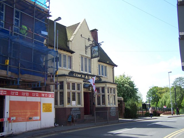 The Coach and Horses, Stafford
