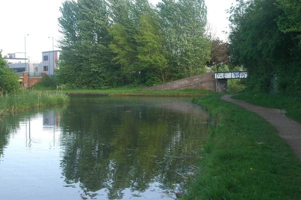 Birchills Junction