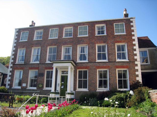Old Hastings House, High Street, Hastings, East Sussex