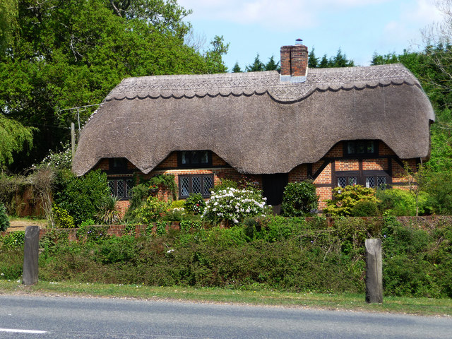 Cottage opposite the Green Dragon