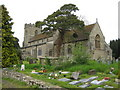 SP7520 : Quainton: Church of the Holy Cross & St Mary by Nigel Cox