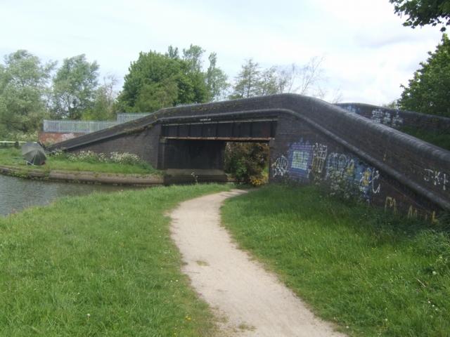 Sneyd Junction Bridge - Wyrley & Essington Canal