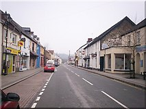 SN1916 : Quiet Street, Whitland by welshbabe