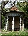 SE2608 : Odd little Summer House in Deffer Wood by Matthew Hatton