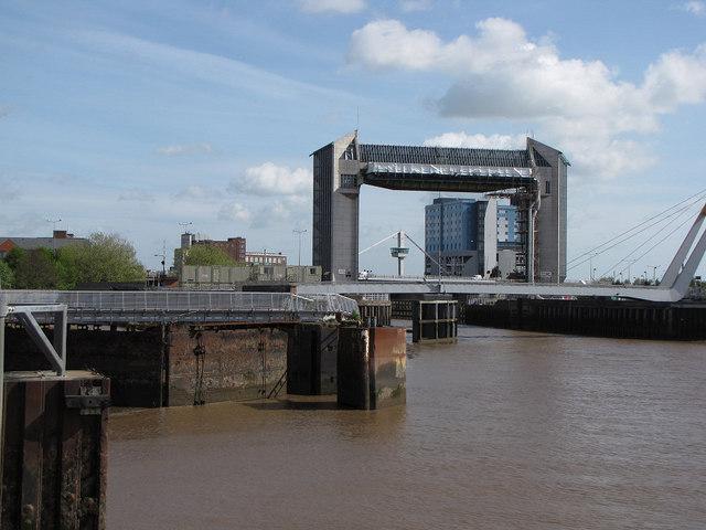 Former Central Drydock
