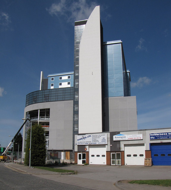 New Office Building, Tower Street