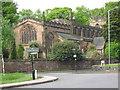 SP0584 : Edgbaston Old Church, Church Road by Roy Hughes