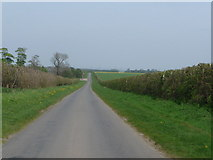TA0116 : Bonby: the Barton road by Chris Downer