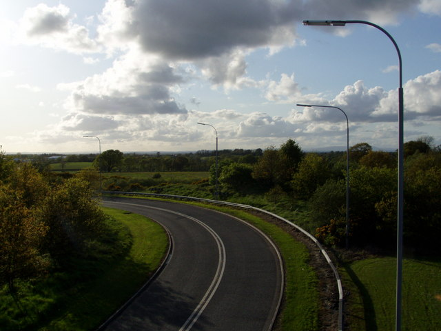Northway towards Portadown