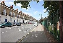 TQ3283 : Shepherdess Walk, Hoxton, London N1 by John Salmon