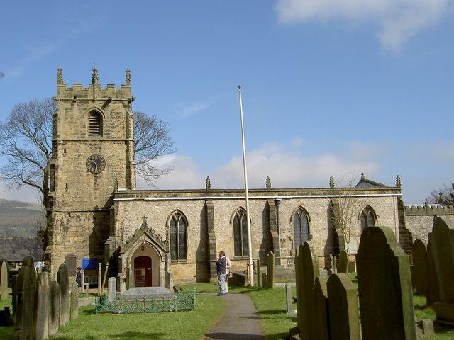Castleton Church