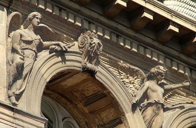 The Custom House, Belfast (detail) (2)