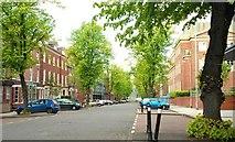 J3372 : Elmwood Avenue, Belfast by Albert Bridge