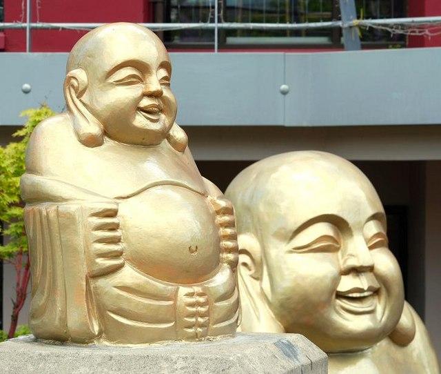 Buddha statues, Belfast