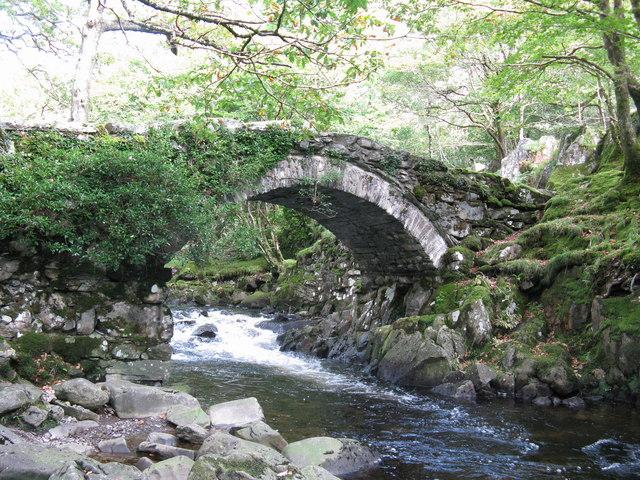 Pont Cwm yr Afon