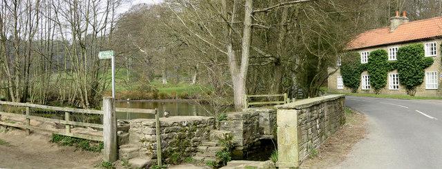 Mill Pond at Bedburn