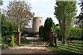 SP5545 : Sulgrave: converted windmill by Martin Bodman