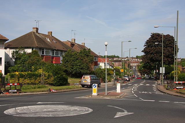 Osidge Lane