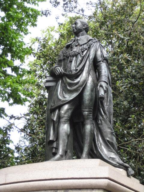 Statue of Prince Edward, Duke of Kent