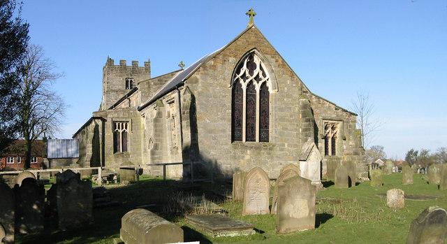 St John the Baptist & All Saints, Easingwold