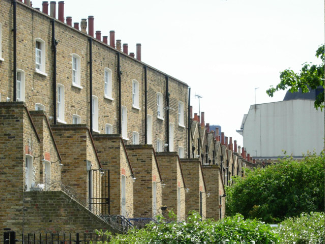 Shepherdess Walk, Hoxton