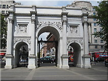 TQ2780 : Marble Arch by Philip Halling