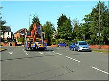 SO8716 : Folland Avenue, Hucclecote, Gloucester by Brian Robert Marshall
