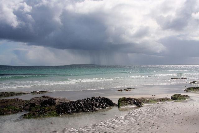 Ossin beach, Egilsay