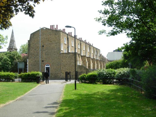 Shepherdess Walk, Hoxton