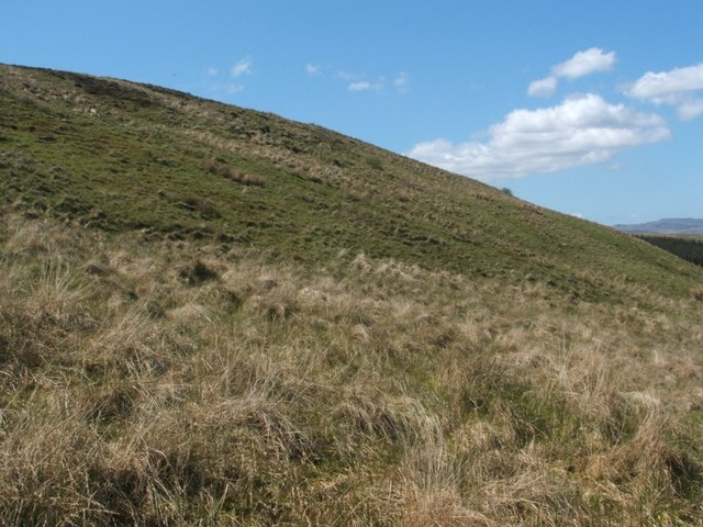 Hillside above Glen Fruin