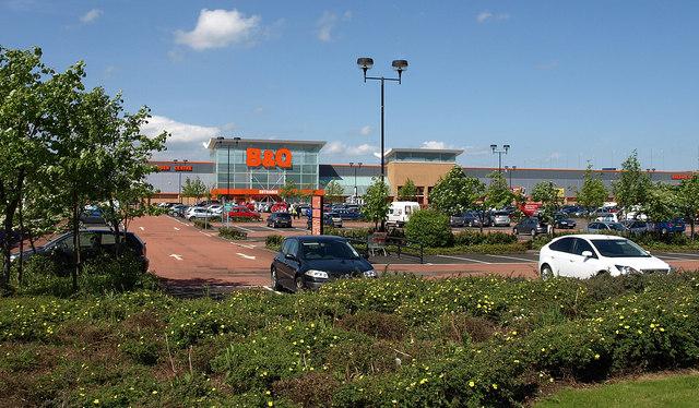 Abbotsinch Retail Park